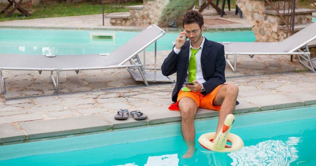 Chefs d'entreprise, ne prenez pas les vacances à la légère !