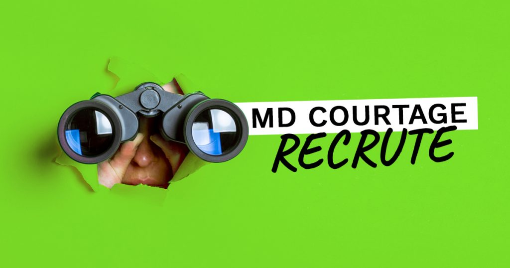 MD Courtage recrute !